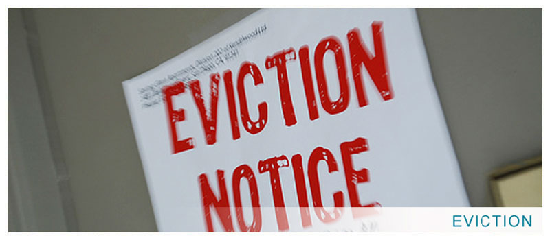 RESIDENTIAL EVICTIONS
